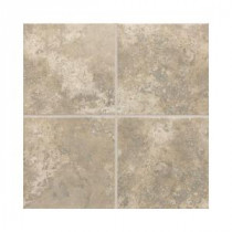 Daltile Stratford Place Dorian Gray 18 in. x 18 in. Ceramic Floor and Wall Tile (18 sq. ft. / case)