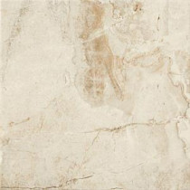 Daltile Broadmoor Platinum 18 in. x 18 in. Porcelain Floor and Wall Tile (18 sq. ft. / case)