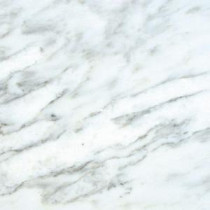 MS International Greecian White 18 in. x 18 in. Honed Marble Floor & Wall Tile