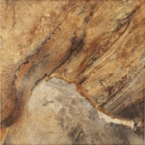 MARAZZI Jade 6-1/2 in. x 6-1/2 in. Ochre Porcelain Floor and Wall Tile