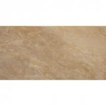 MS International Onyx Noche 12 in. x 24 in. Glazed Porcelain Floor and Wall Tile (16 sq. ft. /case)