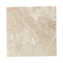 Jeffrey Court Cappuccino 6 in. x 6 in. Marble Floor and Wall Tile (4 pieces/1 sq. ft./1 pack)
