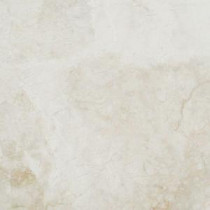 MS International Pacific Marfil 18 in. x 18 in. Polished Marble Floor and Wall Tile (9 sq. ft. / case)