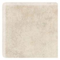 Daltile Brixton Bone 6 in. x 6 in. Ceramic Bullnose Outside Corner Trim Wall Tile