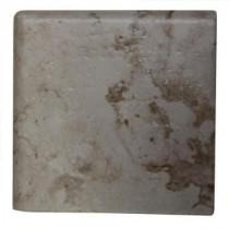 Daltile Brancacci Aria Ivory 3 in. x 3 in. Bullnose Corner Ceramic Wall Trim Tile