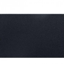 Daltile Colour Scheme Black Solid 6 in. x 12 in. Porcelain Cove Base Trim Floor and Wall Tile