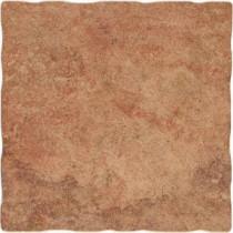 MARAZZI Antique De Rosso 12 in. x 12 in. Porcelain Floor and Wall Tile