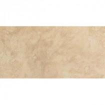 U.S. Ceramic Tile Astral Sand 3 in. x 6 in. Ceramic Surface Bullnose Wall Tile
