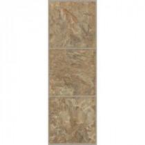 TrafficMASTER Allure 12 in. x 36 in. Red Rock Resilient Vinyl Tile Flooring (24 sq. ft. / case)