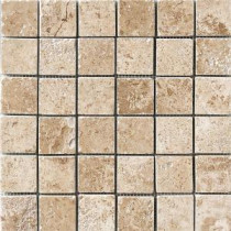 MARAZZI Montagna Cortina 12 in. x 12 in. Porcelain Mesh-Mounted Mosaic Tile