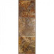 TrafficMASTER Allure 12 in. x 36 in. Sierra Resilient Vinyl Tile Flooring (24 sq. ft./case)