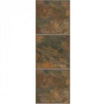 TrafficMASTER Allure 12 in. x 36 in. Cyprus Vinyl Tile Flooring (24 sq. ft./Case)