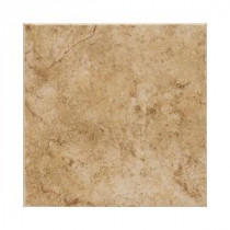 Daltile Fidenza Dorado 18 in. x 18 in. Porcelain Floor and Wall Tile (18 sq. ft. / case)