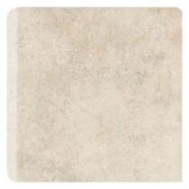 Daltile Brixton Bone 6 in. x 6 in. Ceramic Bullnose Wall Tile