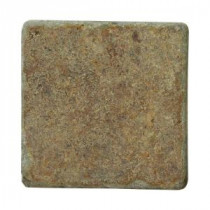 Jeffrey Court 4 in. x 4 in. Tumbled Slate Floor and Wall Tile (9 pieces/1 sq.ft./1 pack)