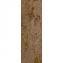 TrafficMASTER Allure 12 in. x 36 in. Corsica Dark Resilient Vinyl Tile Flooring (8-case)