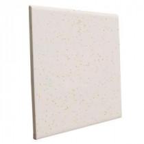 U.S. Ceramic Tile Bright Gold Dust 6 in. x 6 in. Ceramic Surface Bullnose Wall Tile