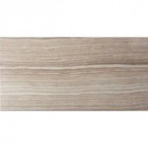 MS International Cresta Beige 12 in. x 24 in. Glazed Porcelain Floor and Wall Tile (12 sq. ft. / case)