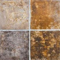 DuPont 12 ft. Statements Relic Pottery Fiberglass Vinyl Sheet