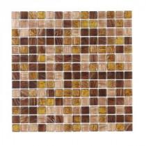 Jeffrey Court Verona 12 in. x 12 in. Glass Wall Tile