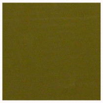 U.S. Ceramic Tile Glass Olive 4 in. x 4 in. Unglazed Insert Wall Tile