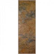 TrafficMASTER Allure 12 in. x 36 in. Ashlar Resilient Vinyl Tile Flooring (24 sq. ft./Case)