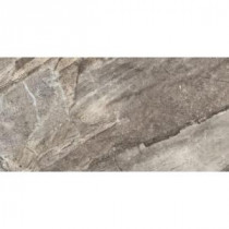 Everglade Silver 12 in. x 24 in. Porcelain Floor and Wall Tile (11.62 sq. ft. / case)