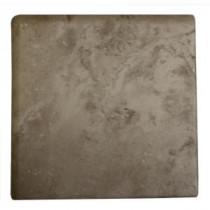 Daltile Brancacci Fresco Caffe 6 in. x 6 in. Glazed Bullnose Corner Trim Wall Tile