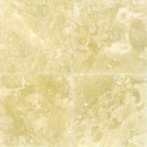 MS International 6 in. x 6 in. Ivory Travertine Floor and Wall Tile (1 sq. ft. /case)