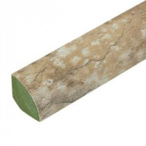 7 ft. 10 in. x 3/4 in. x 3/4 in. Laminate Quarter Round Molding