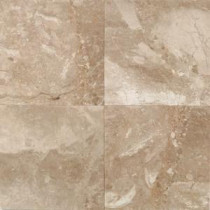 Daltile Natural Stone Collection Cedar Oniciata 12 in. x 12 in. Marble Floor and Wall Tile (10 sq. ft. / case)