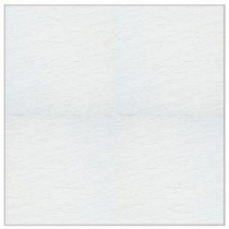 Stylistik II 12 in. x 12 in. White Gloss Vinyl Tile (45 sq. ft. / Case)