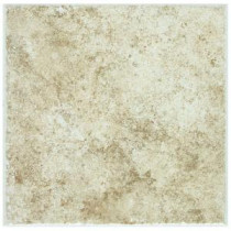 Daltile Forest Hills 18 in. x 18 in. Crema Porcelain Floor and Wall Tile (18 sq. ft. / case)