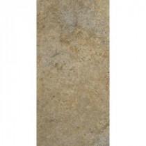 TrafficMASTER Allure 12 in. x 24 in. River Stone Vinyl Tile (24 sq. ft. / case)