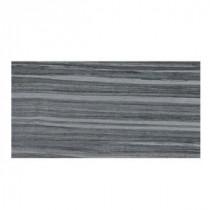 Daltile Veranda Gunmetal 20 in. x 13 in. Porcelain Floor and Wall Tile (10.32 sq. ft. / case)