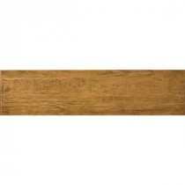 Emser Country 6 in. x 24 in. Page Porcelain Floor and Wall Tile