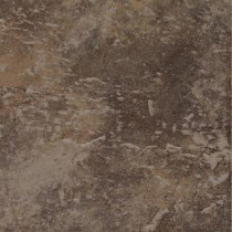 Daltile Continental Slate Moroccan Brown 12 in. x 12 in. Porcelain Floor and Wall Tile (15 sq. ft. / case)