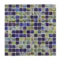 Jeffrey Court Vineyard Glass 12 in. x 12 in. Glass Wall & Floor Tile