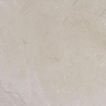 MS International 12 in. x 12 in. Crema Marfil Marble Floor and Wall Tile