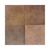 Daltile Terra Antica Bruno 18 in. x 18 in. Porcelain Floor and Wall Tile (18 sq. ft. / case)