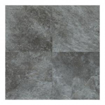 Daltile Continental Slate English Grey 18 in. x 18 in. Porcelain Floor and Wall Tile (18 sq. ft. / case)