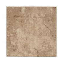 Daltile Fidenza Cafe 12 in. x 12 in. Porcelain Floor and Wall Tile (15 sq. ft. / case)