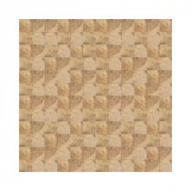 Daltile Aspen Lodge Golden Ridge 12 in. x 12 in. x 6mm Porcelain Mosaic Floor and Wall Tile (7.74 sq. ft. / case)