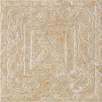 U.S. Ceramic Tile Craterlake Arena 6 in. x 6 in. Glazed Porcelain Insert Corner Floor & Wall Tile