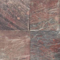 MS International Copper Fire 12 in. x 12 in. Honed Quartzite Floor & Wall Tile