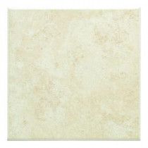 Daltile Brazos Cream 12 in. x 12 in. Ceramic Floor and Wall Tile (15.49 sq. ft. / case)