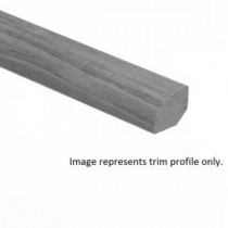 Alameda Hickory 5/8 in. Height x 3/4 in. Wide x 94 in. Length Laminate Quarter Round Molding