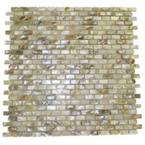 Splashback Tile 12 in. x 12 in.Mosaic Floor and Wall Tile