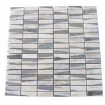 Splashback Tile Great Constantin 12 in. x 12 in. Marble Floor and Wall Tile