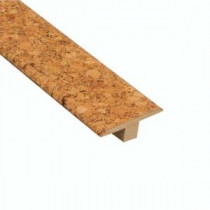 Home Legend Azores Natural 7/16 in. Thick x 1-3/4 in. Wide x 78 in. Length Cork T-Molding